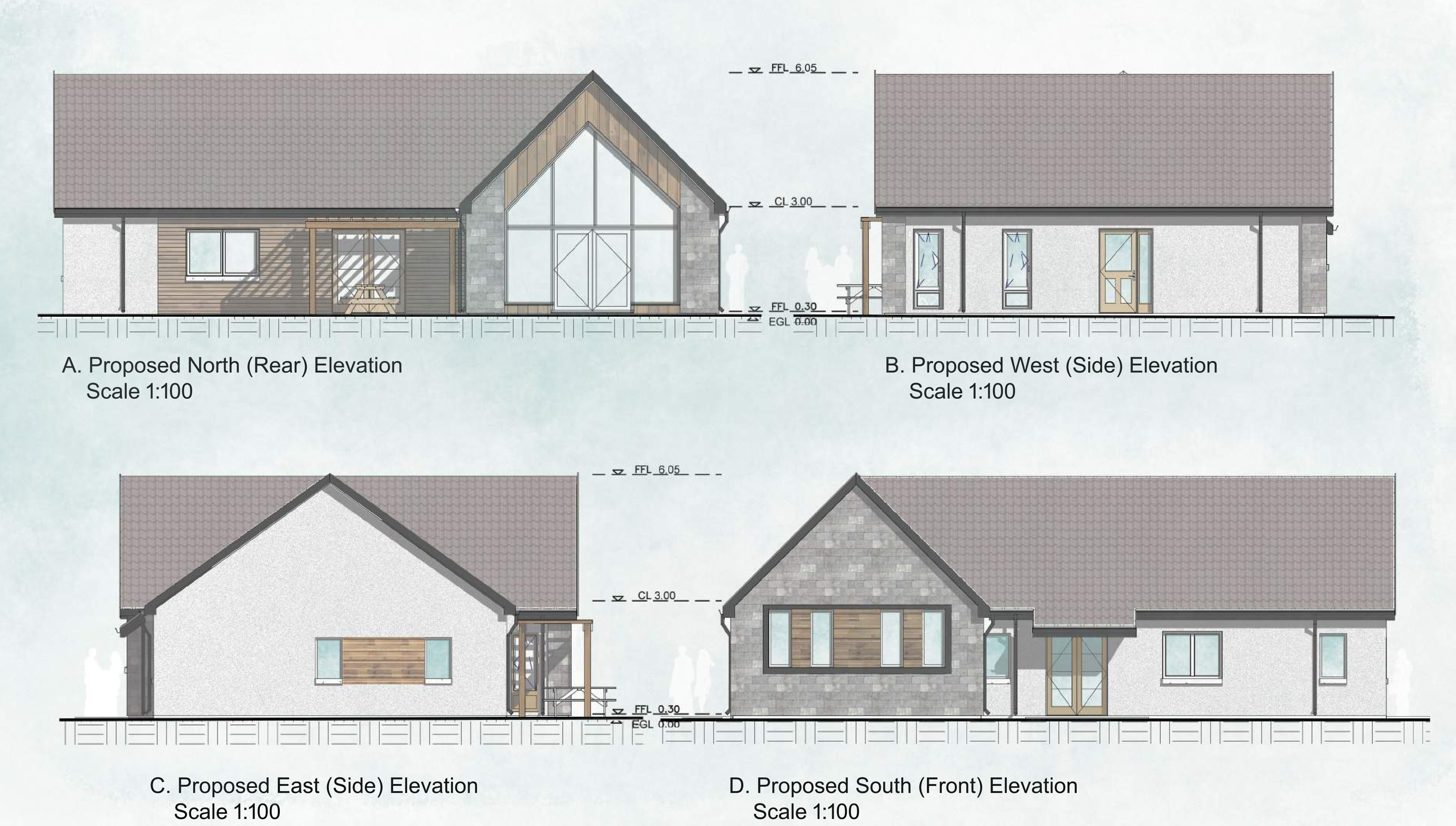 458 AP 210 Proposed Elevations.psd